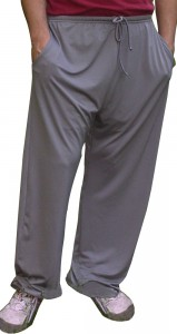 Plums ProtectaHipR Active Lounge PantsT Gray
