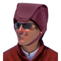 Plum's® Fall Protection Helmets in Plum